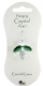 Angel Hanging Crystal - Emerald Green